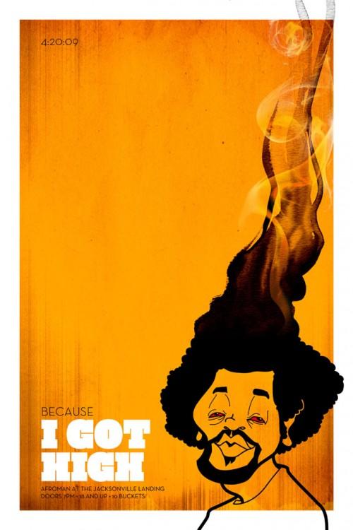 11_Afroman Poster