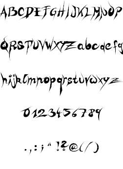 11_ZOE Graphic Font