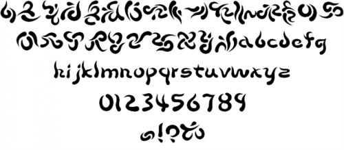 19_Beech Font