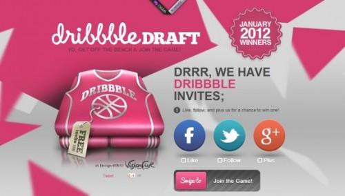 21_Dribbble Draft