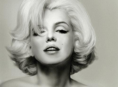 7_Portrait of Marilyn Monroe