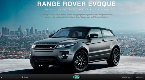 7_Range Rover Evoque – Victoria Beckham