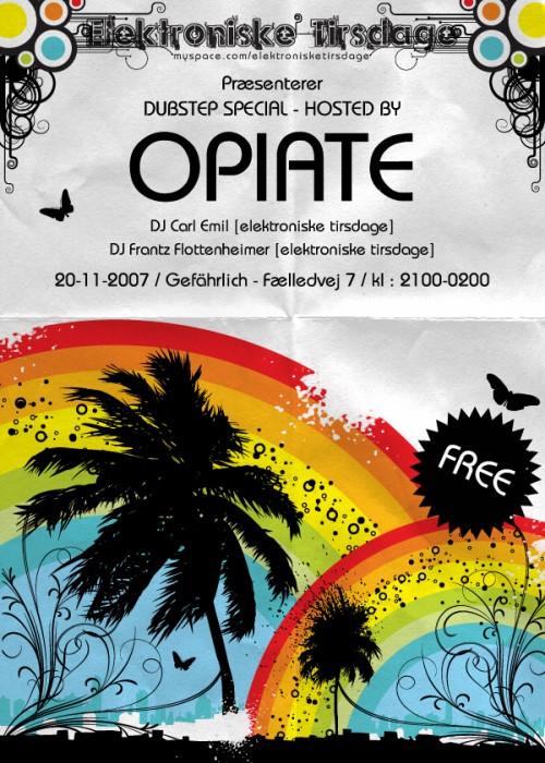 9_Opiate Flyer