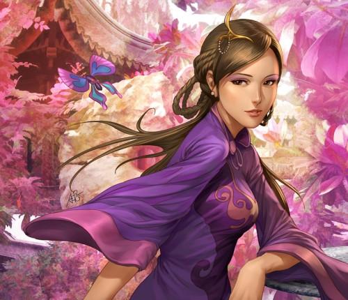 9_Three Kingdoms - Da Qiao