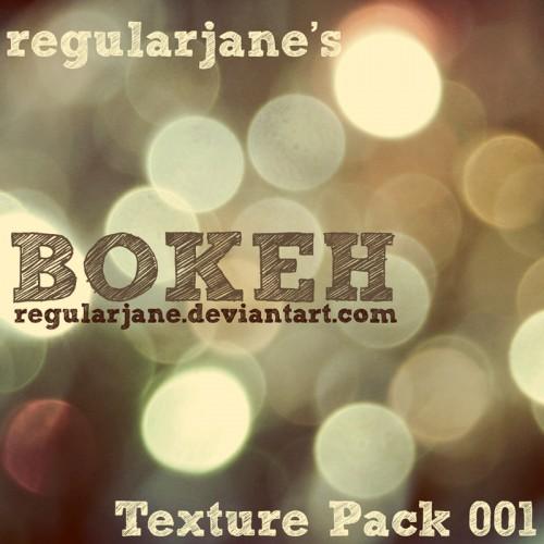 16_Bokeh Texture Pack 001