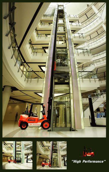 17_Achilles Forklift Elevator