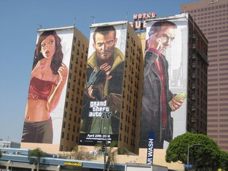 17_GTA IV Building Advertisement