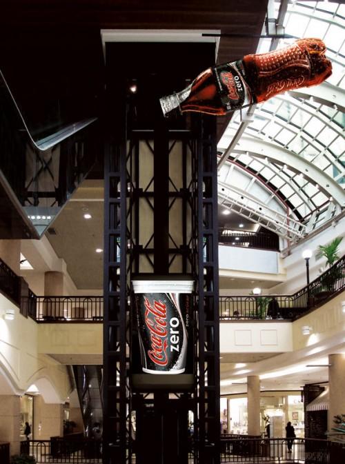 19_Coca Cola Zero Elevator