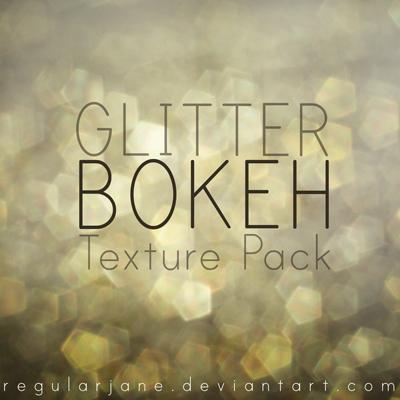 24_Glitter Bokeh Texture Pack