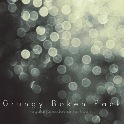 28_Grungy Bokeh Pack