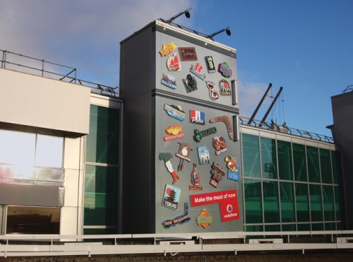 8_Vodafone Fridge