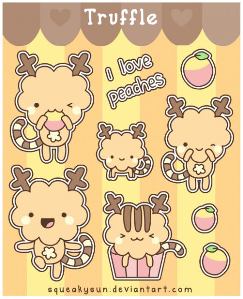1_Truffle Stickers