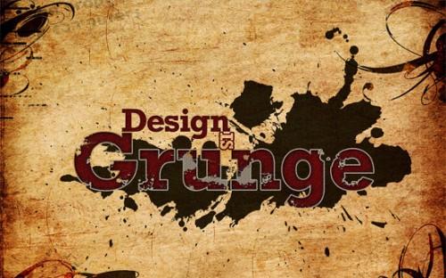 24_Design Is Grunge