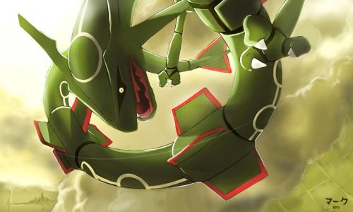 42_Pokemon Rayquaza