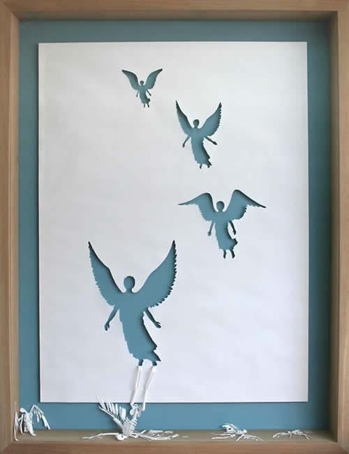 10_Paper Art by Peter Callesen