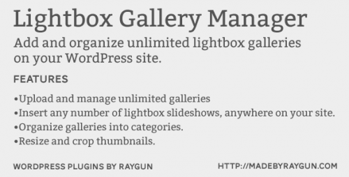 13_Lightbox Gallery Manager