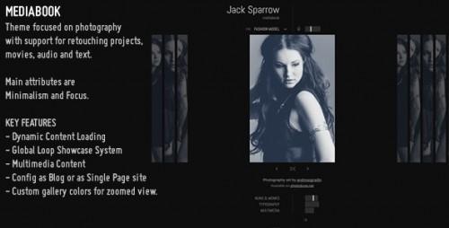 15_MediaBook - Multimedia Wordpress Theme