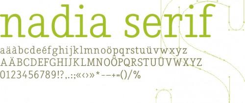16_Nadia Serif Typeface