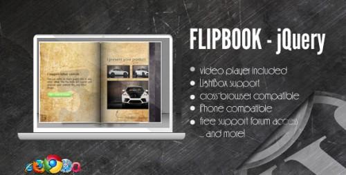 19_DZS jQuery Flipbook - WordPress plugin