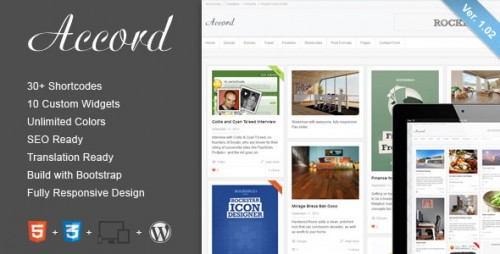 23_Accord - Responsive WordPress Blog Theme