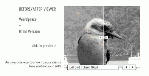 23_Before After Viewer - Wordpress Plugin