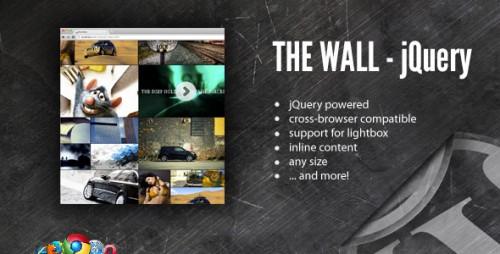 24_The Wall - Media Gallery - WordPress Plugin