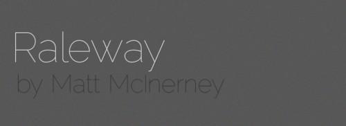 25_Raleway