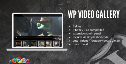 27_Video Gallery Wordpress Plugin - YouTube, Vimeo