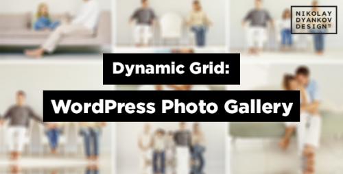 2_Dynamic Grid - Photo Gallery for WordPress