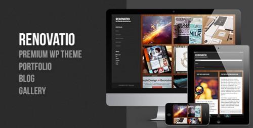 30_Renovatio - Responsive Fullscreen WordPress Theme