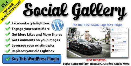 3_Social Gallery WordPress Photo Viewer Plugin