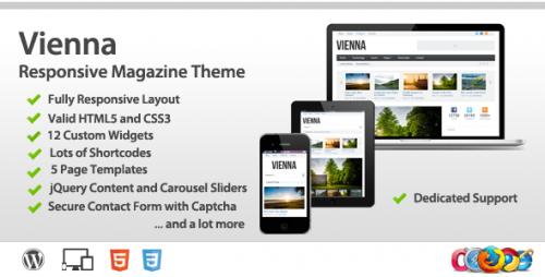 4_Vienna - Responsive Wordpress Magazine Theme