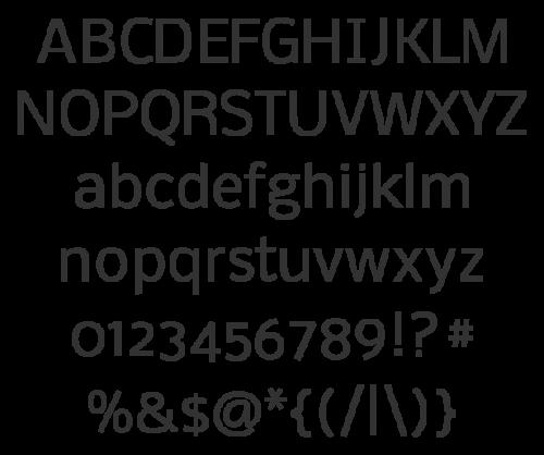5_Nobile Font