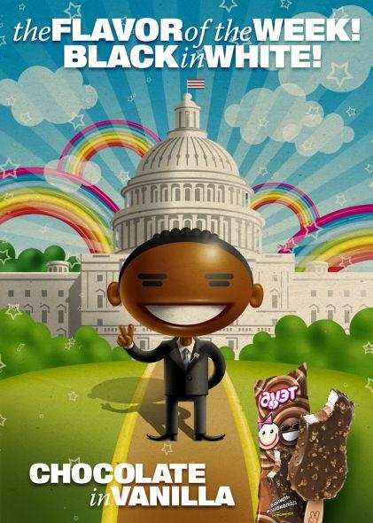 10_Duet Ice-Cream - Obama