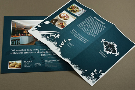 11_Restaurant and Lounge Menu