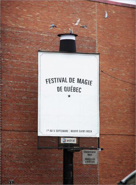 15_Quebec City Magic Festival - Magic Hat And Pigeons