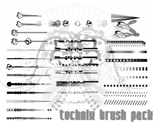 16_Technix Brush Pack