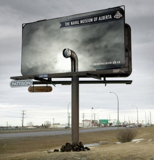 22_The Naval Museum of Alberta - Billboard
