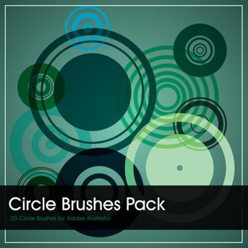 24_Circle Brush Pack