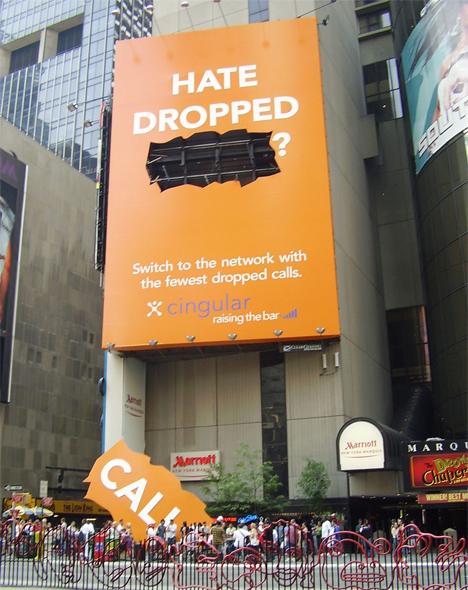 25_Hate Dropped Calls - Cingular Ad