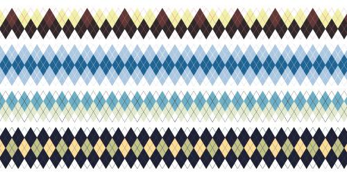 26_Amazing Argyle Illustrator Brushes