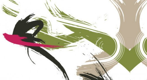 32_Free Illustrator Brushes Ink Watercolor