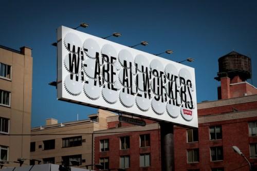 34_Levis Kinetic Billboard
