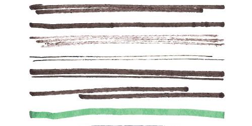 37_Free Vectors-230 Marker Illustrator Brushes