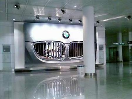 38_BMW Billboard in Germany