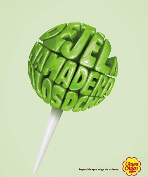 41_Green Lollypops