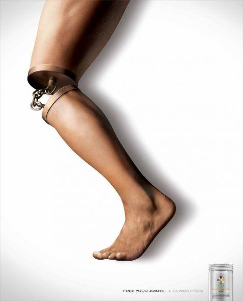 42_Life Nutrition Chondroitin Plus - Joint Nunchaku, Leg