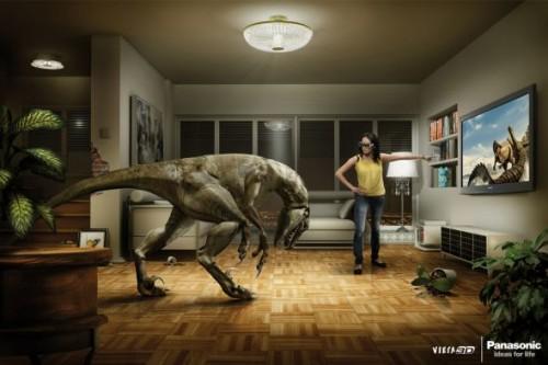 46_Panasonic 3D TV - Dino