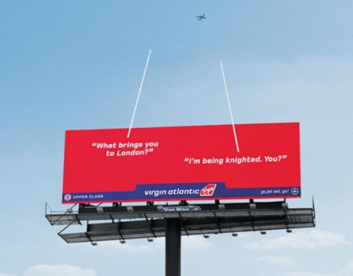 46_Virgin Atlantic - What Brings You To London
