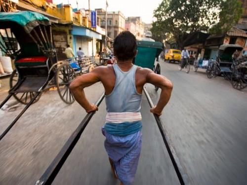 19_Rickshaws, Kolkata